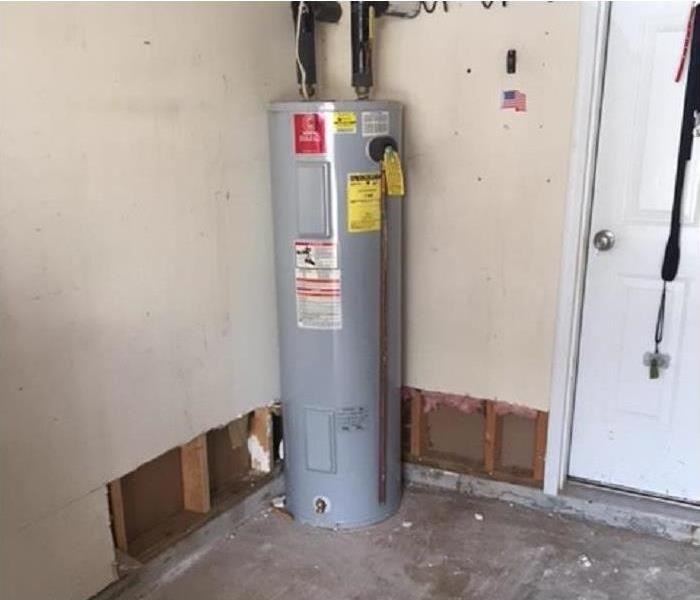 Water Damage Why Do Water Heaters Make Noises?
